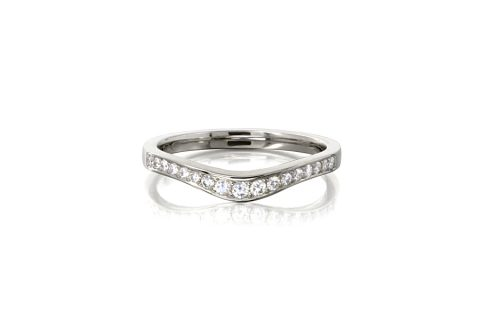 AA Curved ring WG